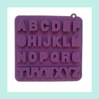 Quality silicone cake letter molds ,silicone cake decorating molds china wholesale