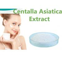 Quality Anti Oxidation Centella Asiatica Extract Powder , Skin Repair Gotu Kola Extract Powder  wholesale