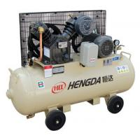 Quality Compressed Air Support Equipment 10 Bar Low Pressure Piston Air Compressor wholesale