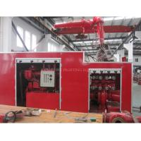 China CCS Approved 1200m3 Marine External fire fighting system on sale