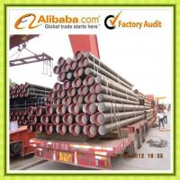 China Tianjin DN 1400 ductile iron pipe pricing on sale