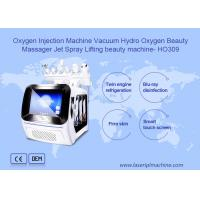 China Oxygen injection vacuum hydro massager jet spray facial lifting Beauty Machine HO309 on sale