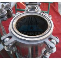 Cheap Bag Filter Housing/Stainless Steel Water Filter Housing/Tank 304 Liquid Bag Filter Housing Water Purification for sale