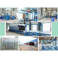 Quality Horizontal Continuous Foaming Machine , Mattress Polyurethane PU Foam Machine wholesale