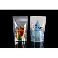Buy cheap Aluminum Foil Plastic Packaging Bags , Malaysia eco friendly stand up pouches Ziplock product