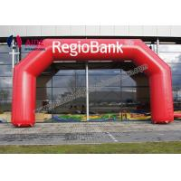 Cheap Pvc Material Inflatable Spider Archway Inflatable Finish Line Arch Rental for sale