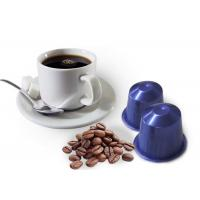 China Small Round Plastic PP Containers / Coffee Capsules For Nespresso on sale
