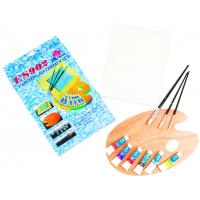 Quality Small Art Painting Set Oil Painting Kits For Adults High End Stretched Canvas Attached wholesale