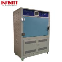 Quality 500 L UV Test Chamber Aging Lamps For Temperature Shining Strength Humidity wholesale
