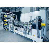 Buy cheap PP PE single layer sheet production line multi-layer casting line from wholesalers