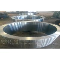 Cheap EN26 Alloy Steel Forgings Ring Q+T Heat Treatment Machined And UT Test for sale