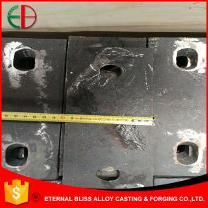 Quality HBW555 XCr27 High Chrome Cast Iron Block Castings EB11051 wholesale