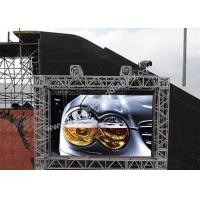 5.95 Mm Pixels Full Hd Led Display Advertising With Linsn / Nova System