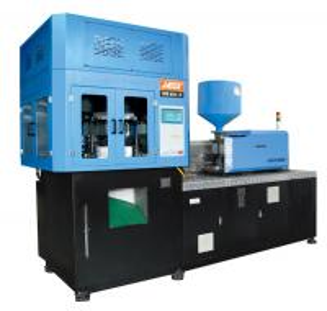 China JASU injection stretch blow molding machine ISBM on sale
