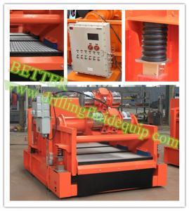 Quality Drilling Waste Management High G drying Shaker HI-G Dryer Shale Shaker wholesale