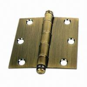 China Door Hinge, Made of Steel, OEM Orders are Welcome on sale