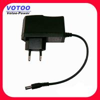 Quality OEM 12V 1.5A AC-DC Power Adapter / Power Supply For Security Cameras wholesale