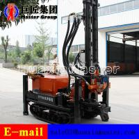 China Advance Technology Powerful FY150 crawler type pneumatic drilling rig for water well on sale