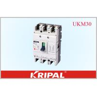 Buy cheap UKM30-250S 250A 3P Molded Case Circuit Breaker MCCB thermal and electromagnetic from wholesalers