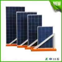 Quality High Eff. 315w poly-crystalline silicon solar panel in stock for rooftop solar system wholesale