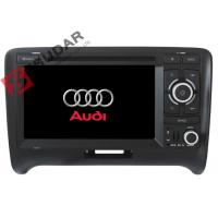 Cheap Multi - Touch Screen Double Din Head Unit With Gps And Bluetooth / Tire Pressure Monitoring for sale