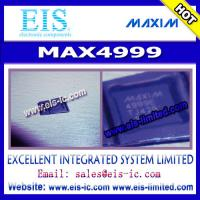 Buy cheap MAX4999 - MAXM - USB 2.0 Hi-Speed Differential 8:1 Multiplexer - Email: sales009 from wholesalers