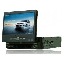 Quality  7 Inch Single Din Car DVD Player with Touch Screen, BT, RDS, IPOD wholesale