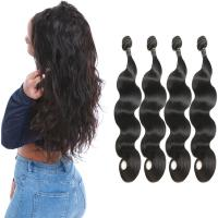 China Authentic Virgin Brazilian Remy Natural Body Wave Hair Tangle - Free Clean Weft on sale