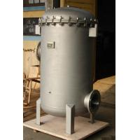 Quality Industrial Large Flow Micro Filter Housing Stainless Steel For Pre-Filtration System wholesale