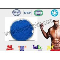Buy cheap Copper Human Peptide Ghk-cu Powder Above 98% Purity Gmpv Hse Certificated from wholesalers