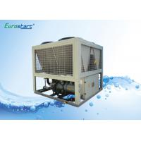 Quality 65 Tons Air Cooled Commercial Water Chiller For Hotels Air Conditioning System wholesale
