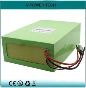 Quality 36V 15Ah LiFePO4 E Bike Batteries OEM Electric Bicycle Rechargeable Akku Battery Packs wholesale