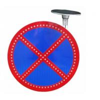 Buy cheap LED traffic warning sign board display road sign for traffic safety warning, from wholesalers