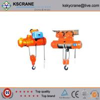 Quality MD Model Electric Wire Rope Pulling Hoist 1ton wholesale