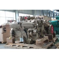 Buy cheap 1200HP Turbocharged 12 Cylinder Diesel Engine , 12 Cylinder Cummins Engine KTA38-M2 from wholesalers