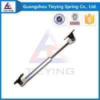 Quality Compression Silver Cabinet Gas Struts Funiture Gas Spring 30 / 60 / 90 N wholesale
