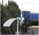 China 600W residential wind turbine for sale on sale
