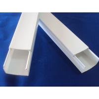 Cheap Home PVC cable wire tray, flexible cable tray for cable hider, computer cable tidy for sale
