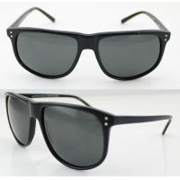 Quality Women Lightweight Full Rim Sunglasses With Acetate Frame wholesale