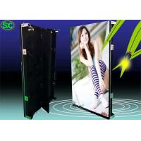 China P3.91 RGB video full color SMD LED Display Module , Epistar LED Chip on sale