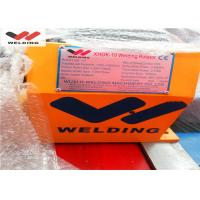 Quality Tank Fit Up Bolt Adjustable Pipe Welding Rotator Turning Roller HGK40 With VFD Speed Control wholesale