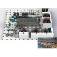 Quality High Efficiency Hamburger Press Forming Processing Production Line wholesale