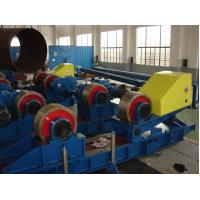 Quality 400T Hydraulic Pressure Pipe Welding Rollers , Conventional Pipe Rotators wholesale