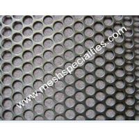 China Perforated Galvanized Metal Sheet on sale