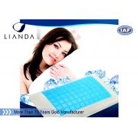 Quality Reversible Cooling Gel Pillows with Stay Cool Blue Gel Top and Premium Memory Foam wholesale