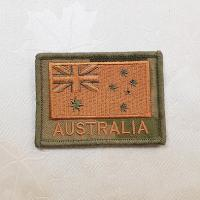 China Custom Military Embroidery Supplier Embroidered patches custom for sale