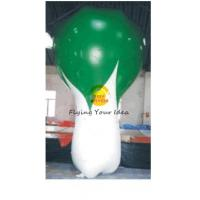 China 7m Inflatable Advertising Helium Balloons 0.4mm PVC Tarpaulin For Promotion on sale