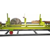 Buy cheap CNC automatic Log Carriage Wood Cutting Circular Saw mill Sawmills from wholesalers