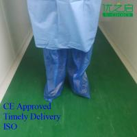 China Eo Gas Sterile Disposable Surgical Gown Class 1 Flammability Rating custom color on sale