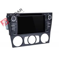 Cheap Support Digital TV Double Din Dvd Gps Car Stereo , BMW E92 Sat Nav For Manual for sale
